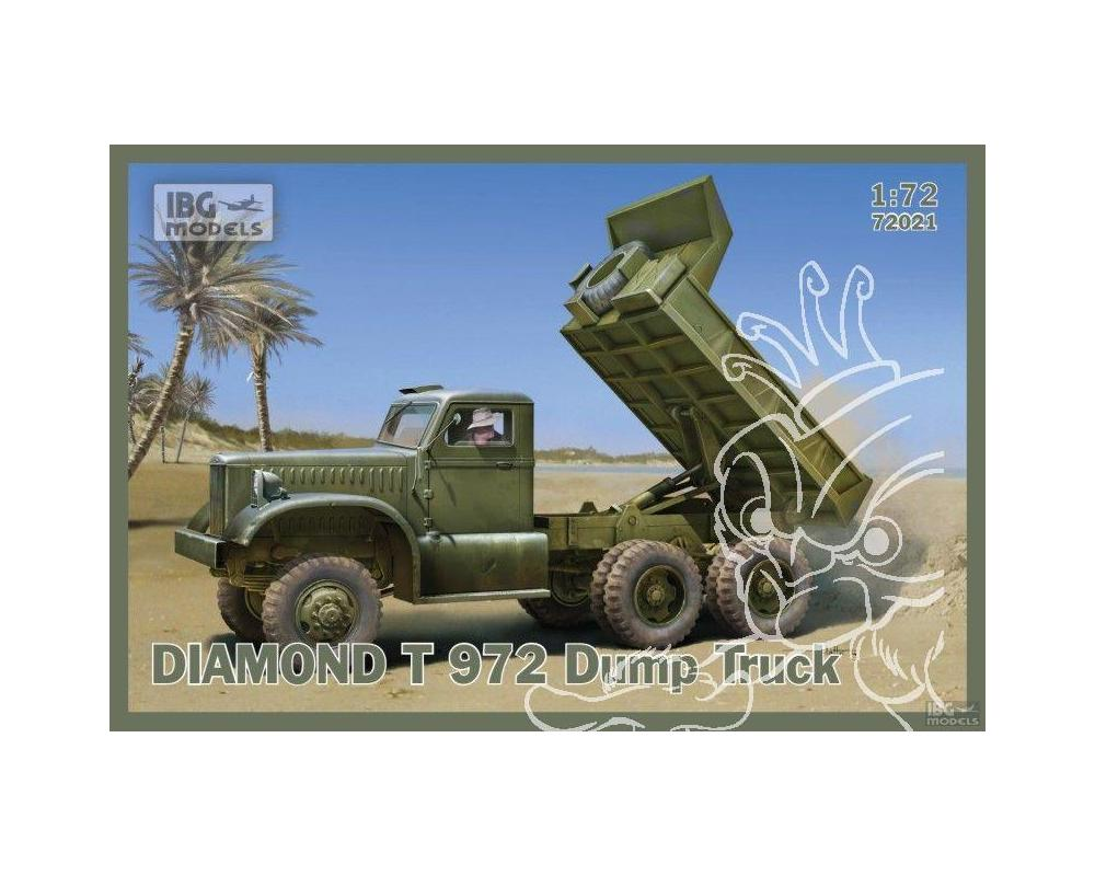 Diamond t 972 photo - 2