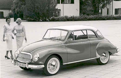 Dkw coupe photo - 3