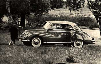 Dkw coupe photo - 4