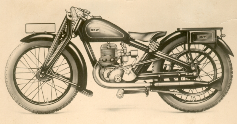 Dkw luxus photo - 1