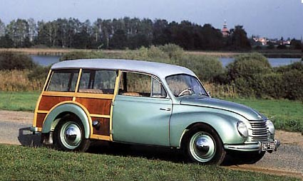 Dkw wagon photo - 2