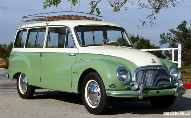 Dkw wagon photo - 4