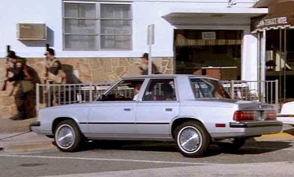 Dodge aries photo - 3