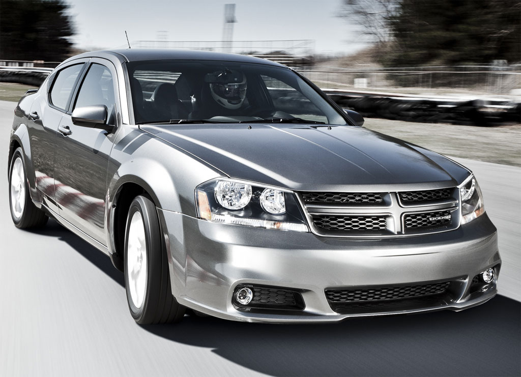 Dodge avenger photo - 1