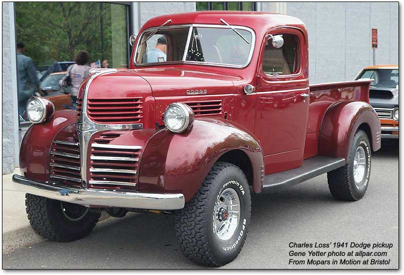 Dodge b-series photo - 1