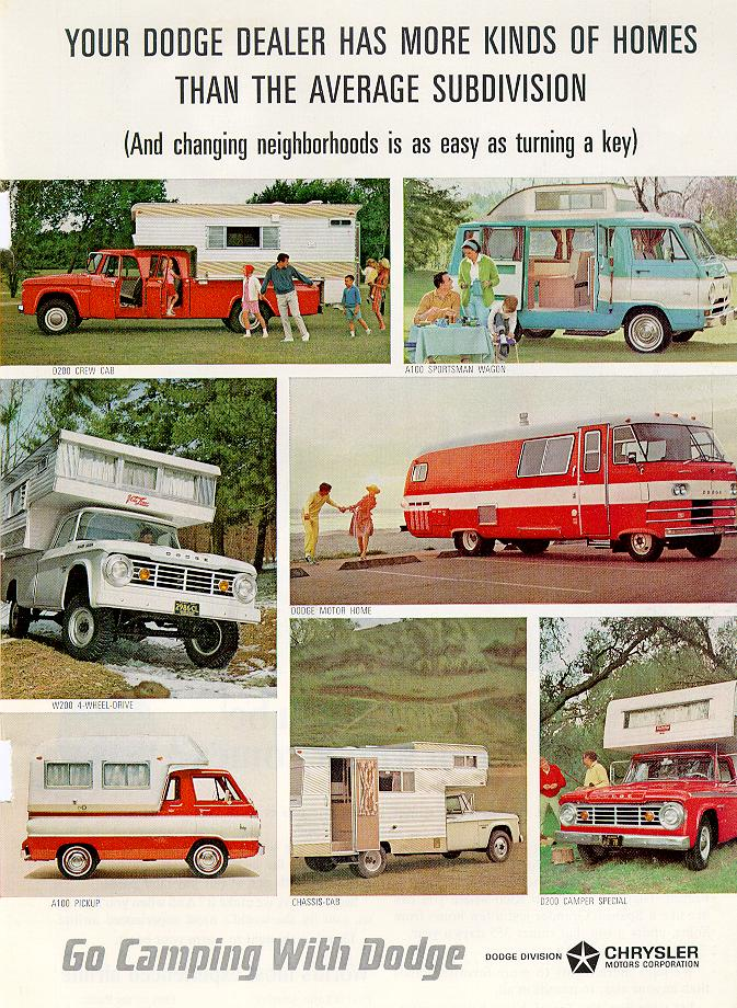 Dodge camper photo - 2
