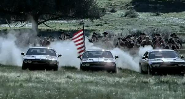 Dodge commercial photo - 1