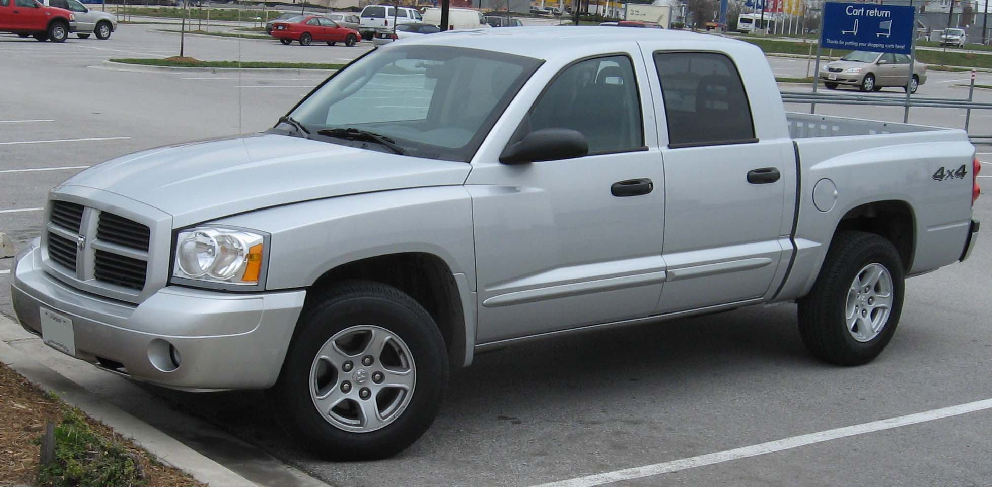 Dodge dakota photo - 2