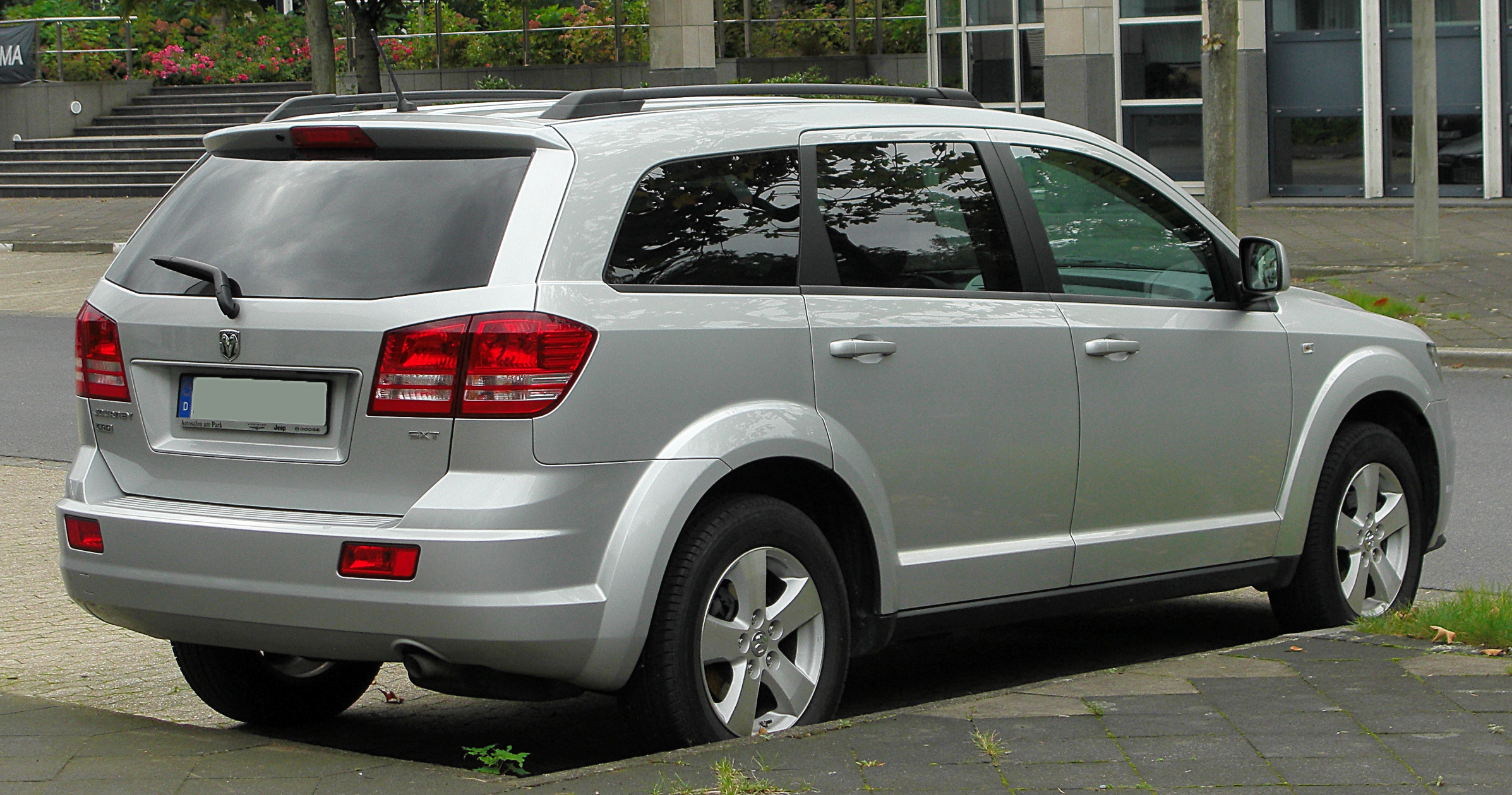 Dodge journey photo - 3
