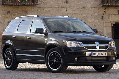 Dodge journey photo - 4