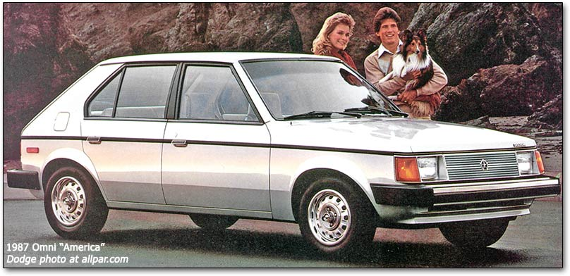 Dodge omni photo - 1