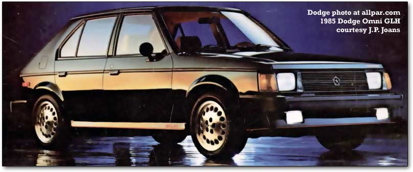 Dodge omni photo - 2