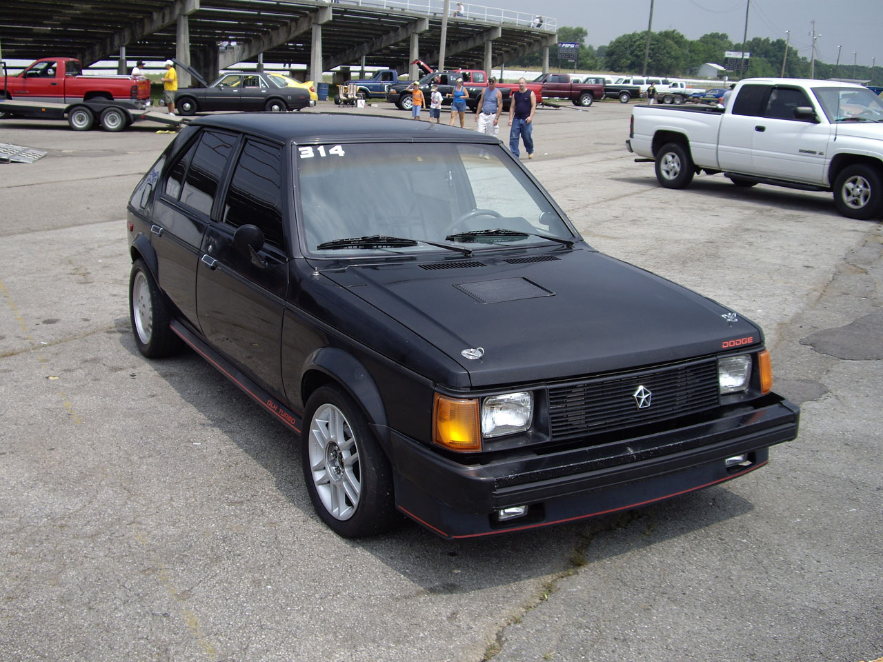 Dodge omni photo - 3