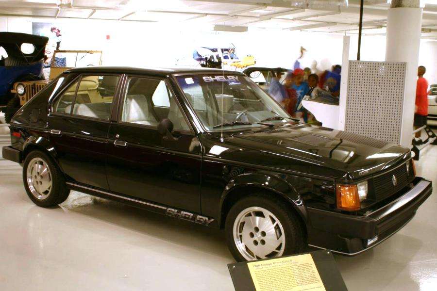 Dodge omni photo - 4