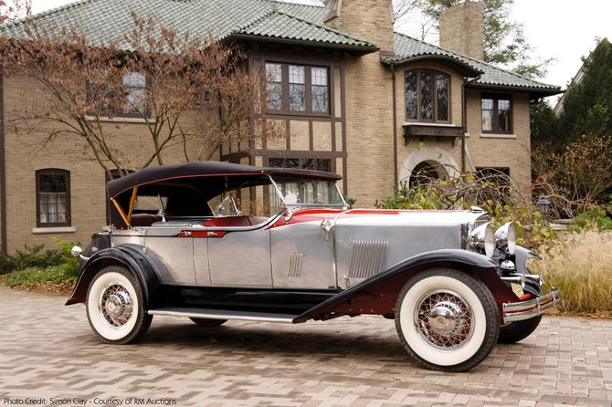 Dodge phaeton photo - 2
