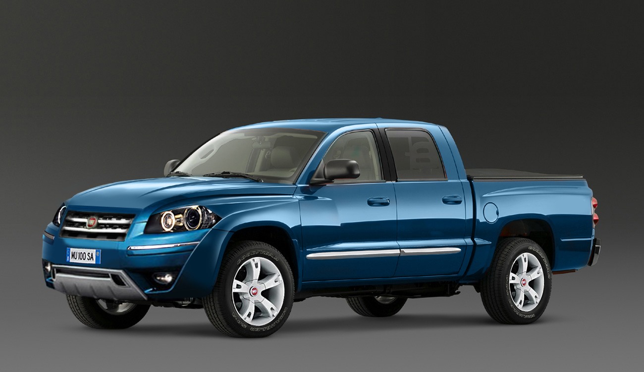 Dodge pick-up photo - 3