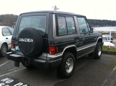 Dodge raider photo - 1