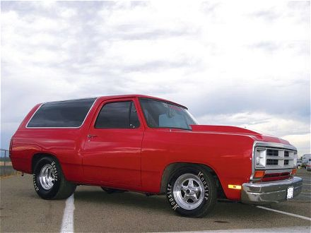 Dodge ramcharger photo - 4