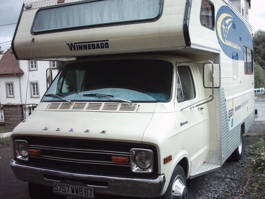 Dodge sportsman photo - 1