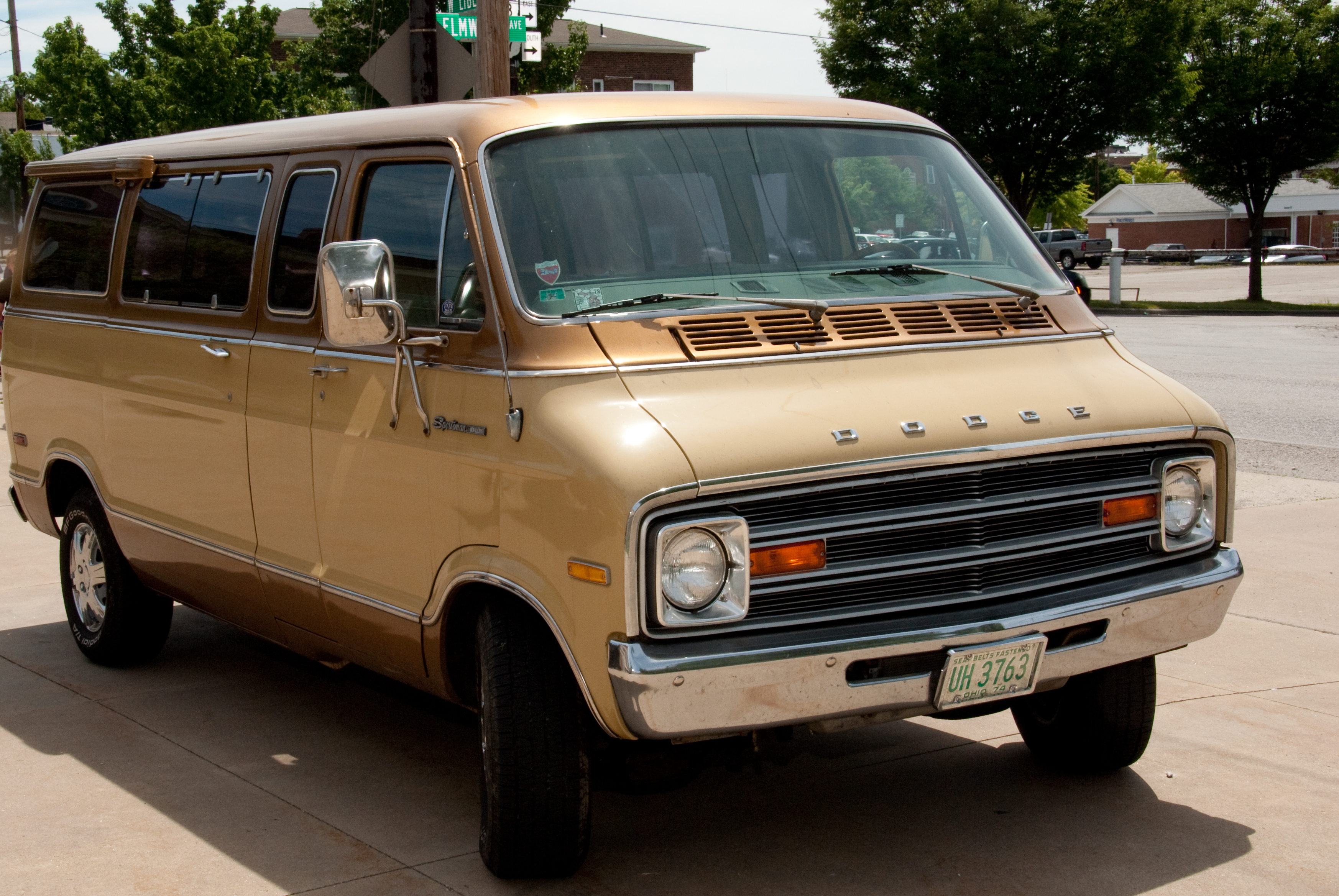 Dodge sportsman photo - 2