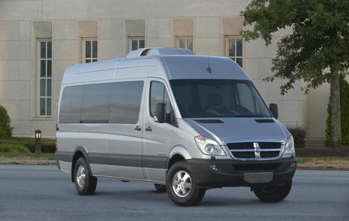 Dodge sprinter photo - 2