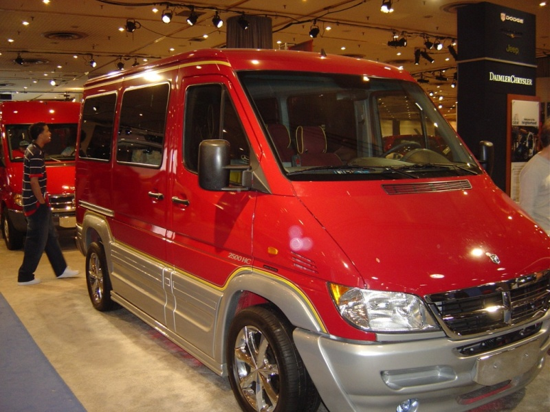 Dodge sprinter photo - 3