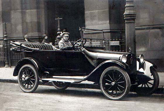 Dodge tourer photo - 1