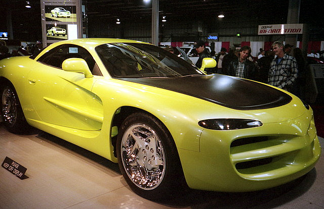 Dodge venom photo - 1