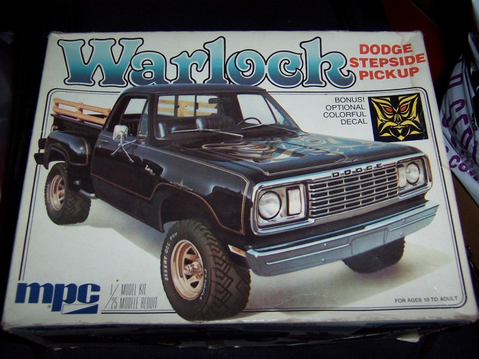 Dodge warlock photo - 4
