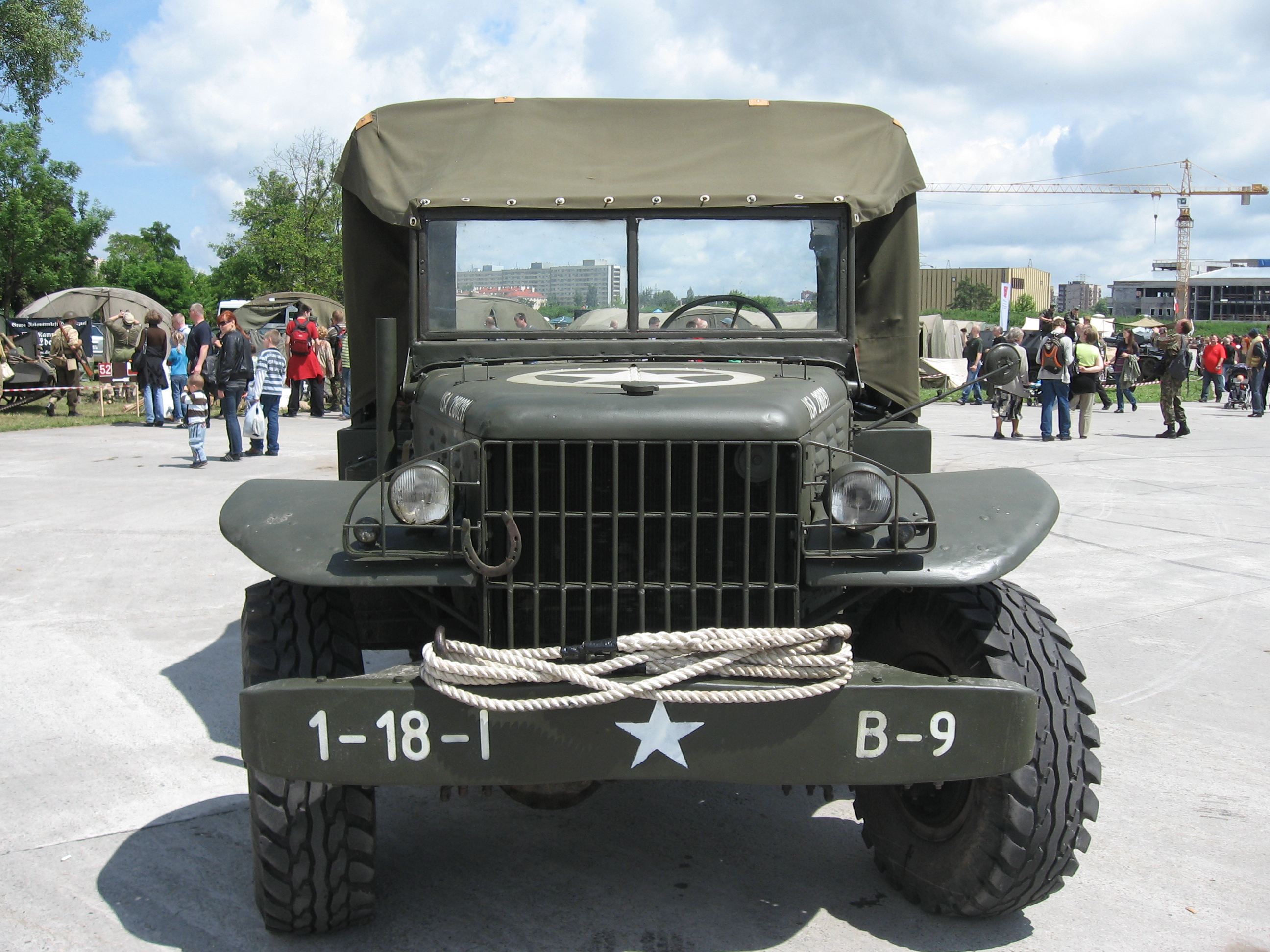 Dodge wc-51 photo - 1