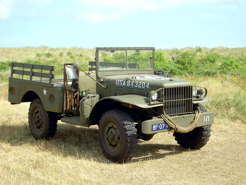 Dodge wc-51 photo - 2