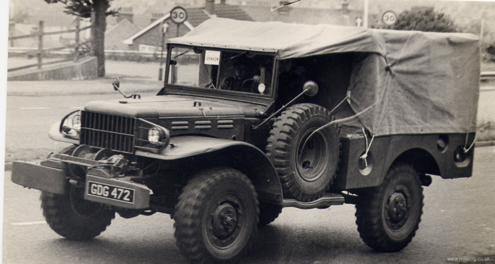 Dodge wc-51 photo - 3