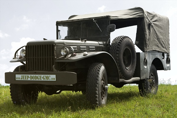 Dodge wc-51 photo - 4