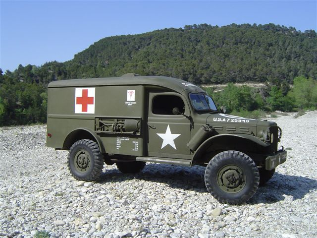 Dodge wc-54 photo - 1