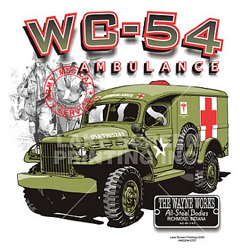 Dodge wc-54 photo - 2