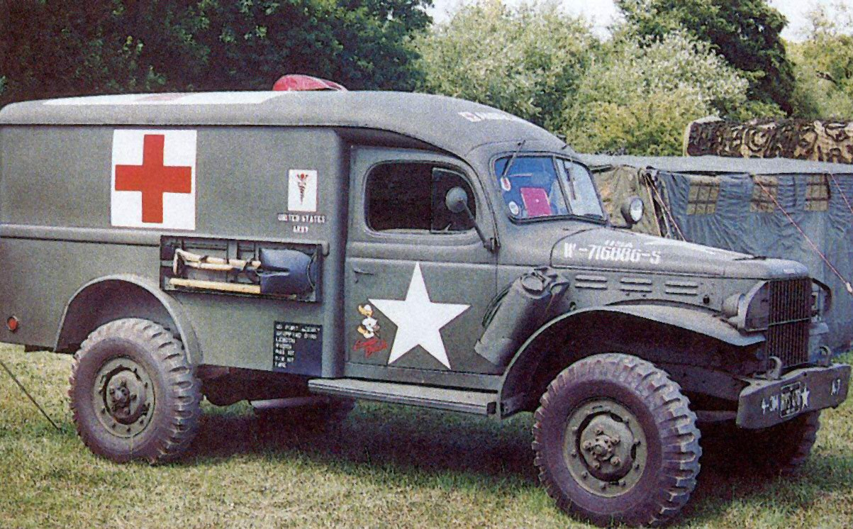 Dodge wc-54 photo - 3