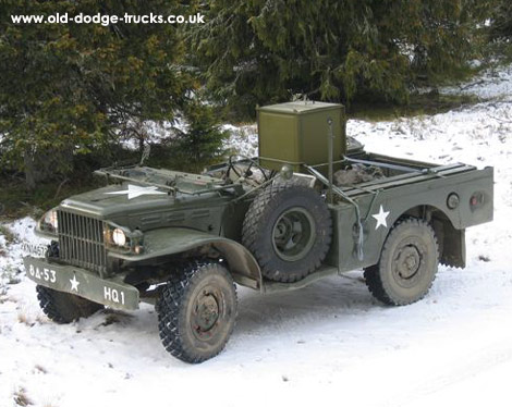 Dodge wc51 photo - 1