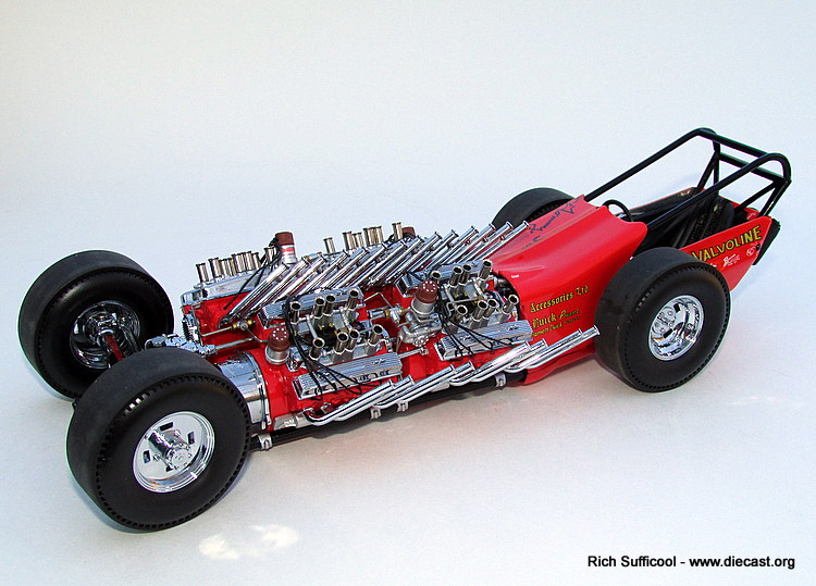 Dragster cars photo - 2