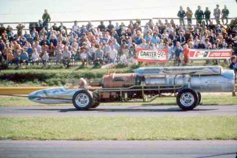Dragster jet photo - 2