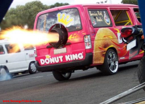 Dragster jet photo - 4