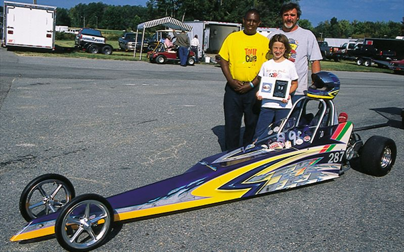 Dragster jr photo - 4