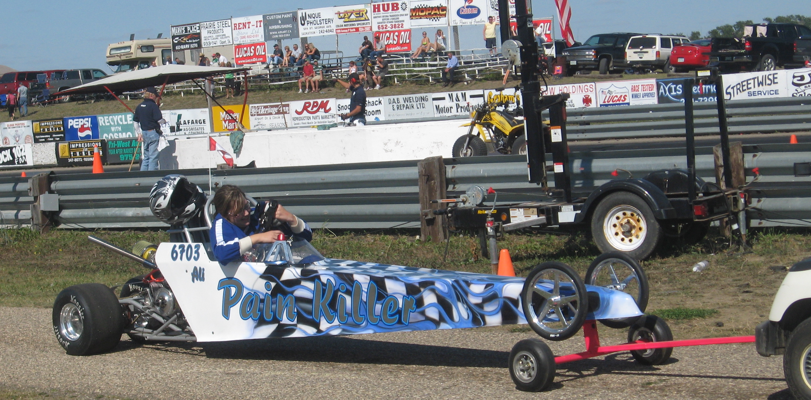 Dragster junior photo - 1
