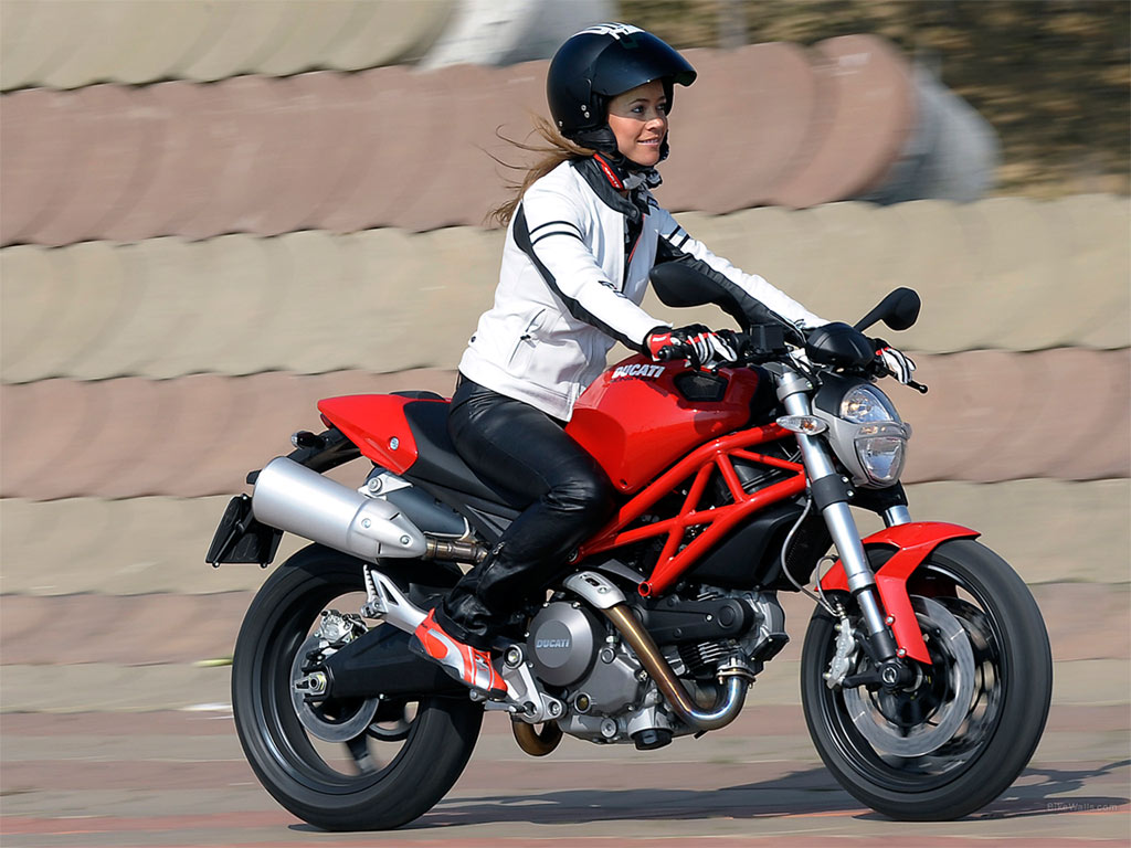 Ducati monster photo - 1