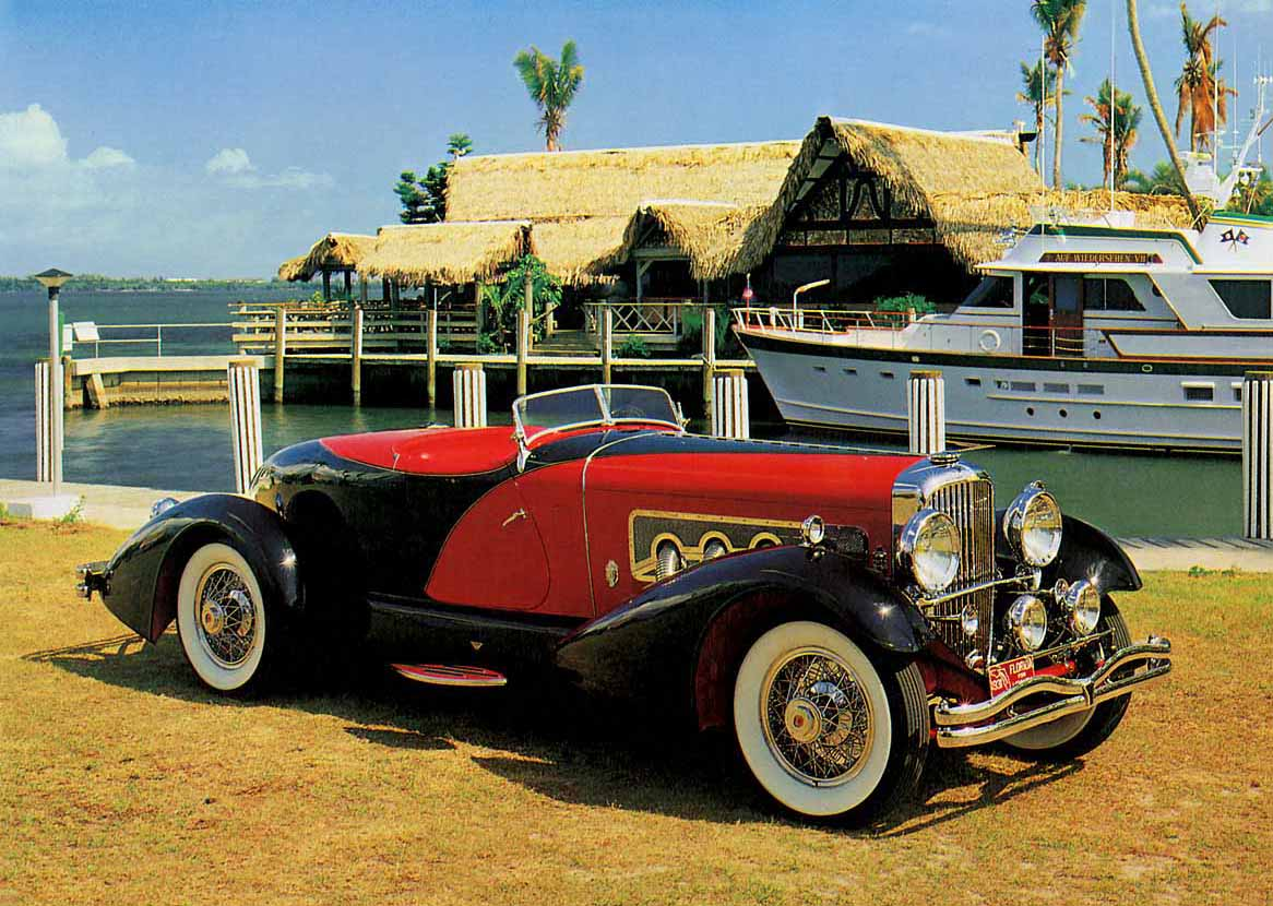 Duesenberg model photo - 1