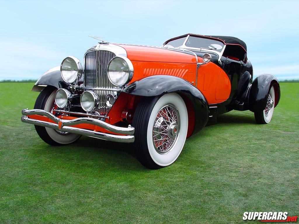 Duesenberg model photo - 2