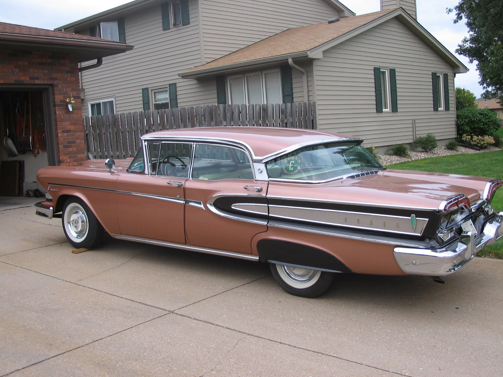 Edsel citation photo - 2