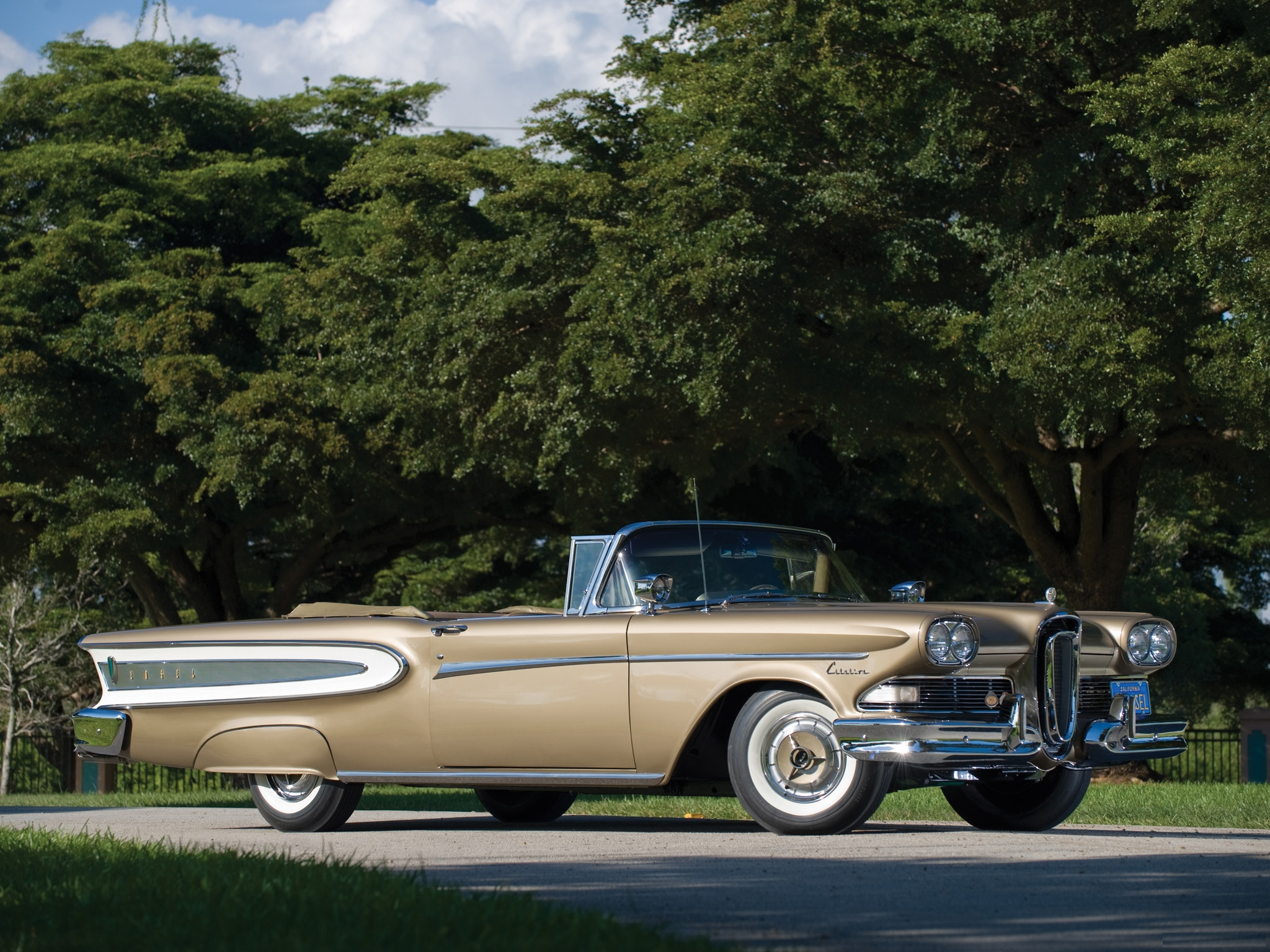 Edsel citation photo - 3