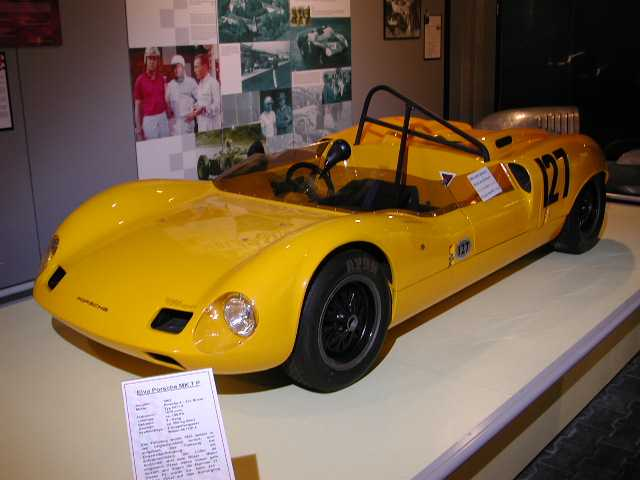 Elva mk.7 photo - 1