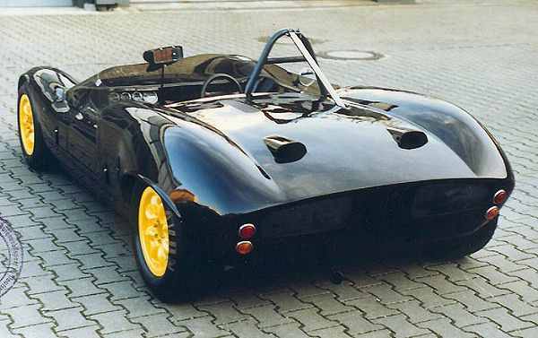 Elva mk.7 photo - 2