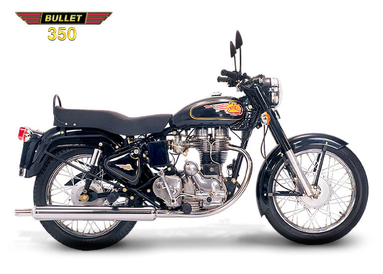 Enfield bullet photo - 3